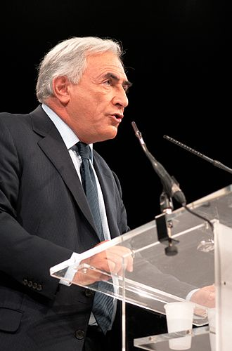 Sciences Po - Dominique Strauss-Kahn