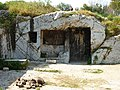 Socrates Cave on Filopappos Hill - panoramio.jpg