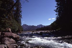 Soda Butte Creek - Soda Butte Creek