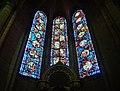 Soissons Cathédrale Saint-Gervais-et-Protais Innen Chorumgang Buntglasfenster 3.jpg