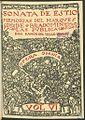 Sonata de estío memorias del Marqués de Bradomín 1942.jpg