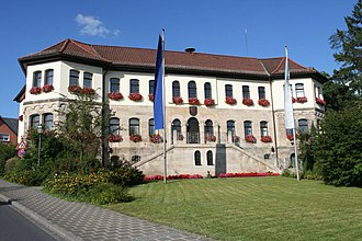 Sonnefeld - Town hall