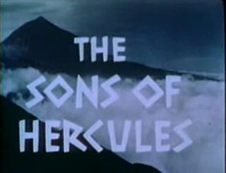 The Sons of Hercules television series
