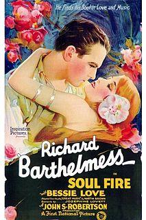 <i>Soul-Fire</i> 1925 film