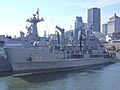 South Korean Navy vessels, Montreal (2013-10-15).jpg