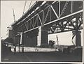 Southern approach platform of the Sydney Harbour Bridge, 1928 (8282704123).jpg