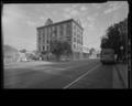 Southwest Elevation and Southeast Facade - Vickrey-Brunswig Building, 501 North Main Street, Los Angeles, Los Angeles County, CA HABS CA-2798-3.tif