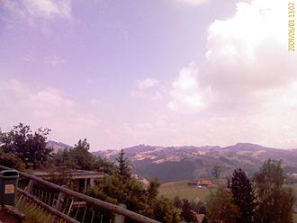 Speicher, Switzerland - View from the Vögelinsegg