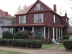 Spencer House Lynchburg Nov 08.JPG