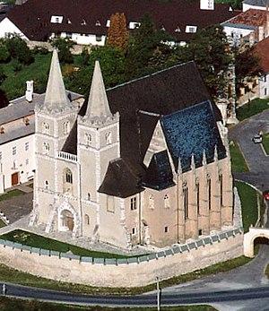 Roman Catholic Diocese of Spiš - Cathedral of St. Martin in Spišská Kapitula