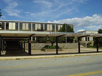 Springfield Township, Delaware County, Pennsylvania - Springfield High School