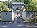 Stádlecký most, ze stádlecké strany, 2 auta.jpg
