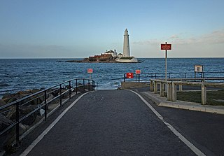 Whitley Bay seaside town on the north east coast of England