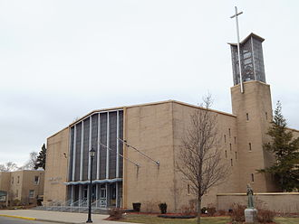 Roman Catholic Diocese of Fort Wayne–South Bend - St. Matthew Cathedral in South Bend