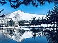 St. Sargis in winter, Vardablur, Lori province.jpg