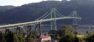 St. Johns Bridge - Image: St Johns Bridge