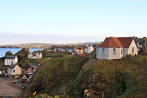 St Abb's Head - St Abbs Visitor Centre