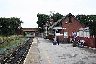 Lytham St Annes - St Annes railway station