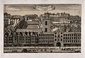 St Bartholomew's Hospital, London; bird's-eye view of the He Wellcome V0013002.jpg