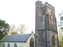 St Catherine's Church, Whitestone - geograph.org.uk - 160277.jpg