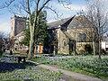 St Chad's Church and churchyard, Poulton-le-Fylde.jpg
