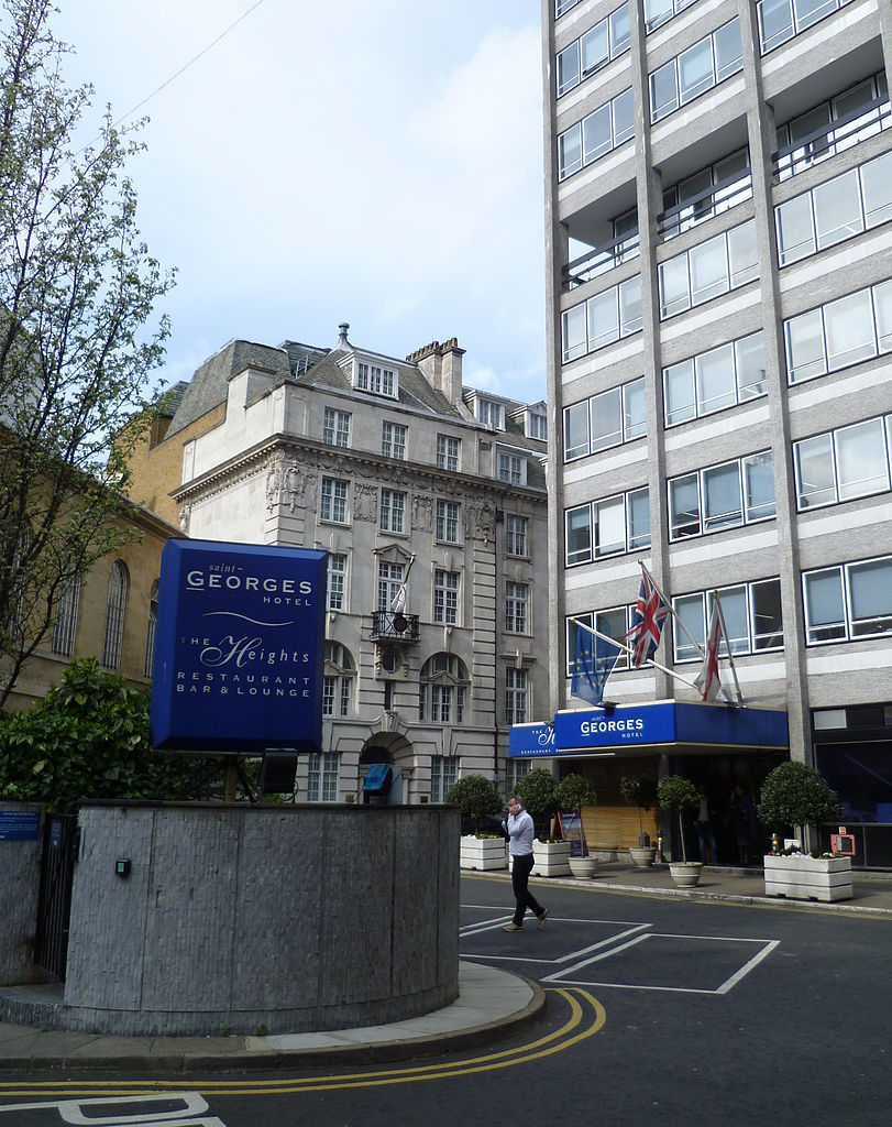 St Georges Hotel Pimlico