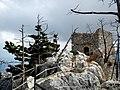 St Hilarion Strecke zum St Jean Turm.jpg