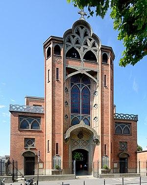 Saint-Jean-de-Montmartre - Église Saint-Jean-de-Montmartre
