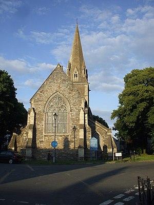 Canton, Cardiff - St John's Church, Canton