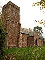 St John the Baptist church, Heathfield - geograph.org.uk - 1593369.jpg