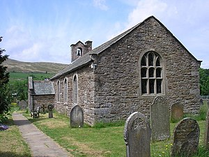 Outhgill - Image: St Mary's Church, Outhgill geograph.org.uk 187864