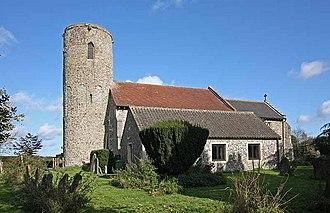 Tasburgh - Image: St Mary's Church, Tasburgh, Norfolk geograph.org.uk 1027539