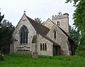St Mary the Virgin's Church, Worplesdon Road, Worplesdon (May 2014) (3).JPG