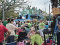 St Pats Parade Day Metairie 2012 Parade H9.JPG