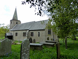 St Peters Church, Leck Church in Lancashire, England