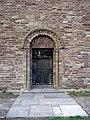 St Peter's church south door - geograph.org.uk - 1759109.jpg