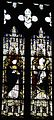 St Thomas Aquinas and St Chrysostom in the Church of the Holy Angels, Hoar Cross.jpg