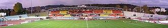 Stade olympique de la Pontaise - Tribune North