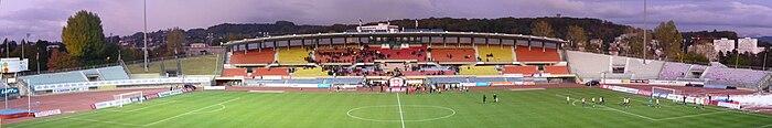 Stade olympique de la pontaise wikipedia for Lausanner fussballstadion