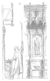 Stalles de la cathédrale de Saint-Claude