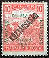 StampSzegedin1919Michel31.jpg