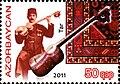 Stamps of Azerbaijan, 2011-950.jpg