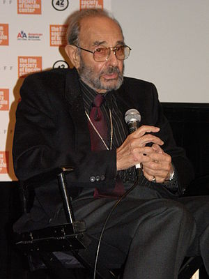 Filmography and awards of Stanley Donen - Donen in 2010