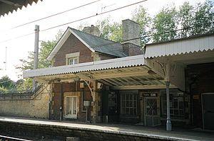 Stansted Mountfitchet railway station - Image: Stanstedmountfitchet 2