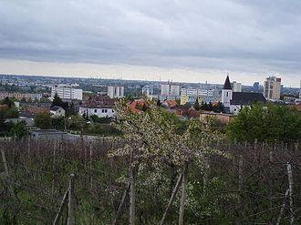 Rača, Bratislava - Image: Stará Rača