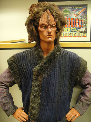 Kazon - Image: Star Trek Voyager costume Kazon