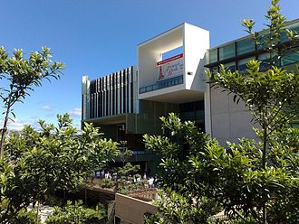 State Library of Queensland - Exterior of State Library