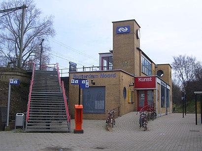Hoe gaan naar Station Rotterdam Noord met het openbaar vervoer - Over de plek