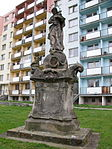 Statue of Immaculata in Olomouc.jpg