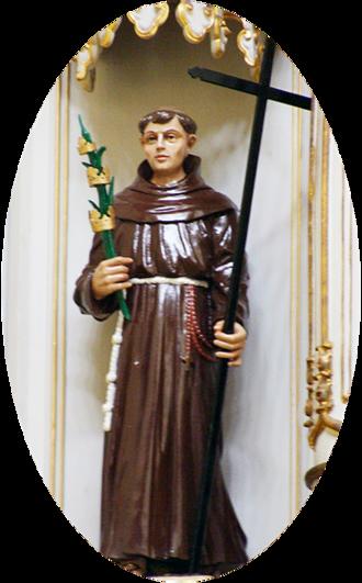 Gonsalo Garcia - St Gonsalo Garcia of Bassein